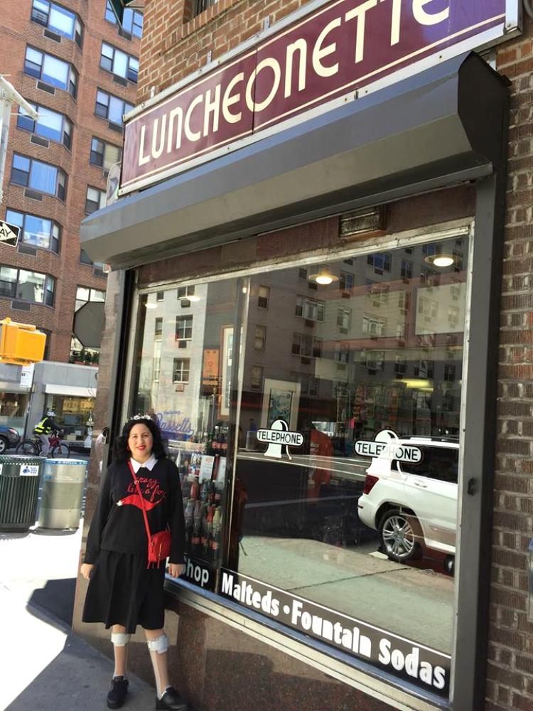 A Vintage Nerd, Kate Spade Crazy Fox, The Met. New York Travel Guide, Vintage Blog, New York Fashion Blogger