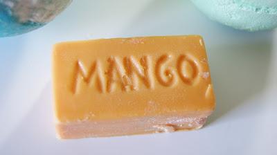 Lush You've Been Mangoed Bath Melt