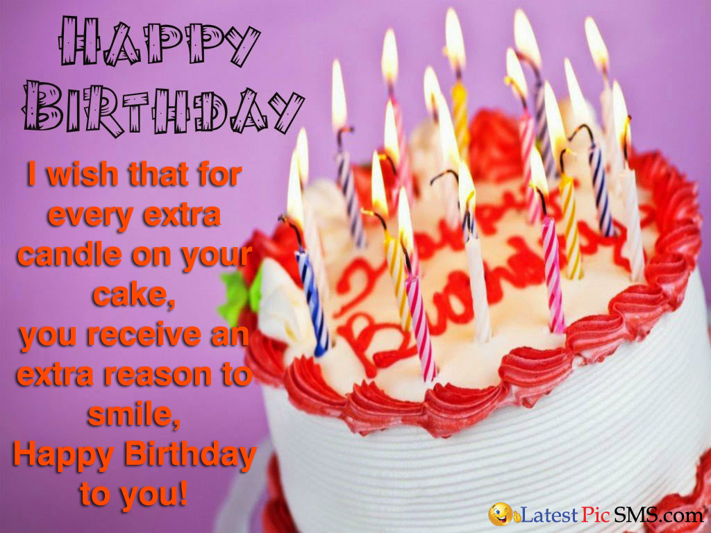 Happy Birthday Wishes Photos - Best Birthday Wishes Quotes for Facebook & Whatsapp