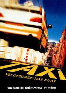 Táxi: Velocidade Nas Ruas - BDRip Dual Áudio