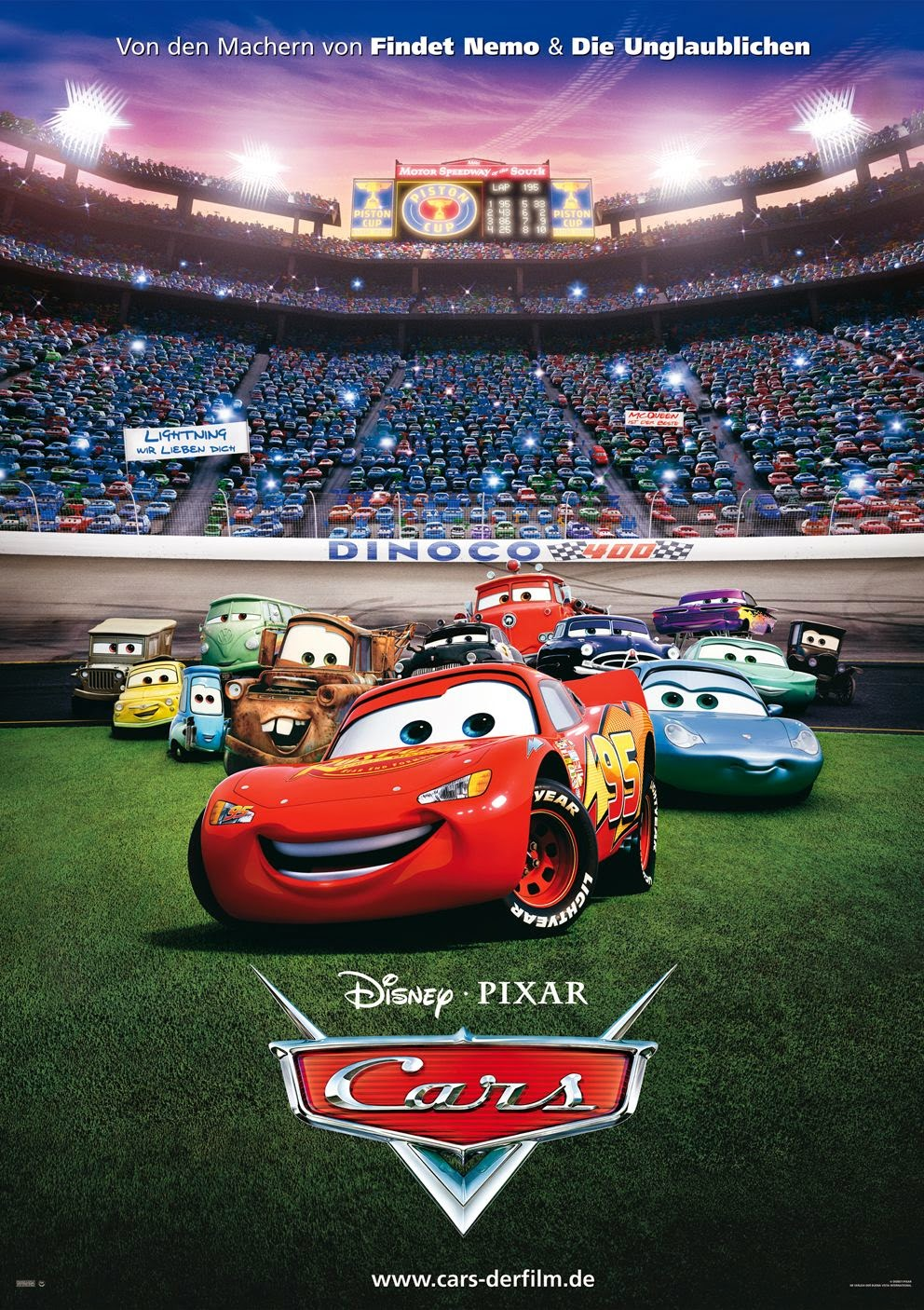 Mei 2014 cars wallpaper - Cars 3 wallpaper ...