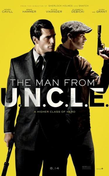 The Man From U.N.C.L.E เดอะ แมน ฟรอม อั.ง.เ.คิ.ล. คู่ดุไร้ปรานี [HD]