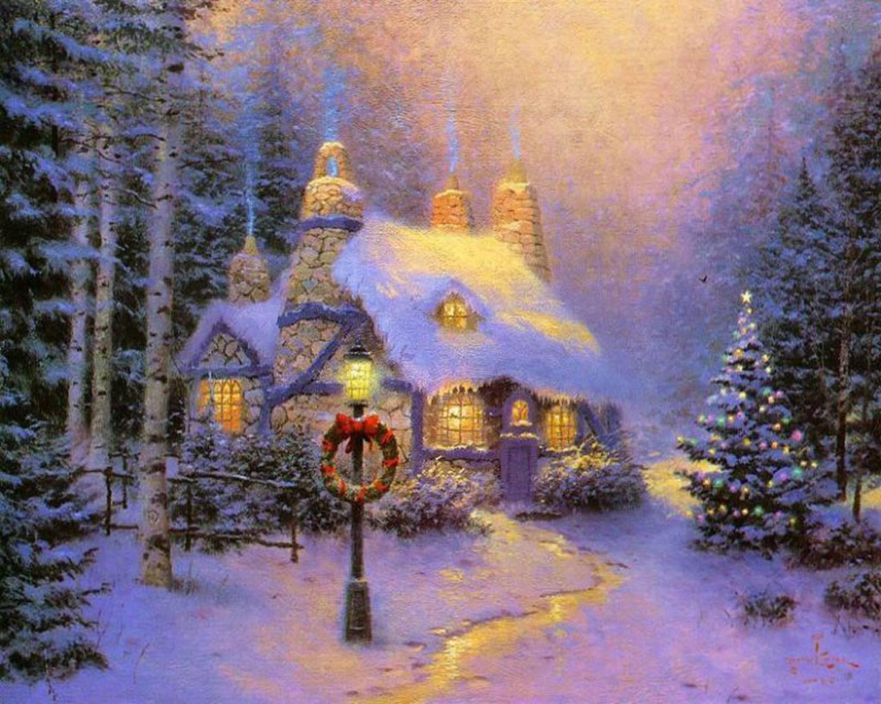 Decoración navideña original