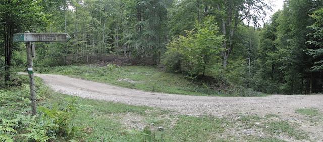 Parque Nacional de Irati - Valle de Aezkoa - Embalse de Irabia - SL-NA-52C - Navara