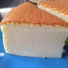 Resepi Japanese Sponge Cheese Cake