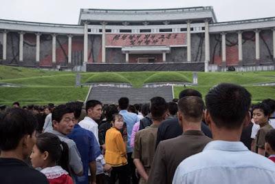 Begini Penampakan Museum Anti Amerika di Korea Utara, Lebih Seram dari Siksa Neraka!