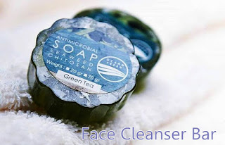 Face Cleanser Bar Ocean Fresh