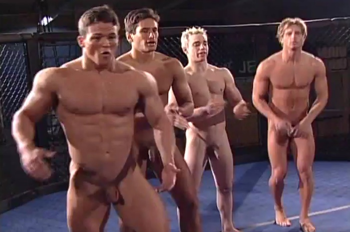 Male Mma Fighters Naked