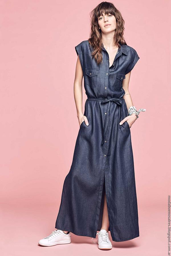 Moda verano 2017 ropa moda 2017 ropa de mujer vestidos.
