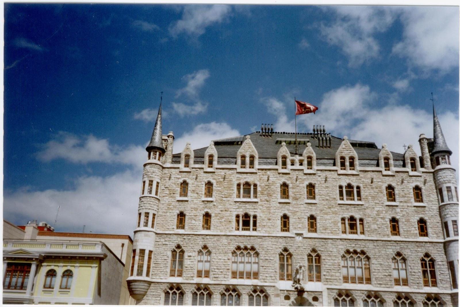 El mundo en un click Mi primer viaje a Asturias