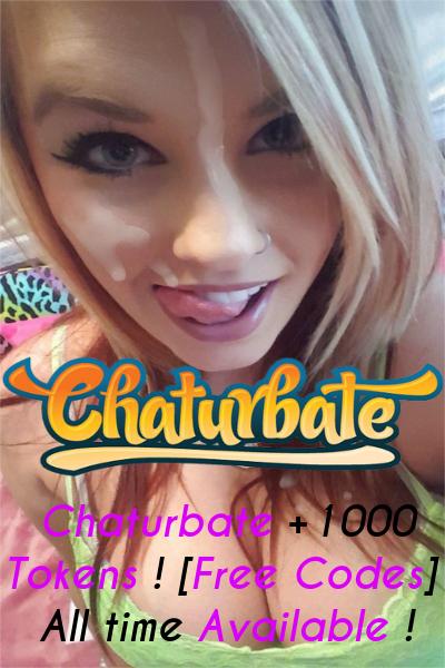 Chaturbate +1000 Tokens ! Free Code!