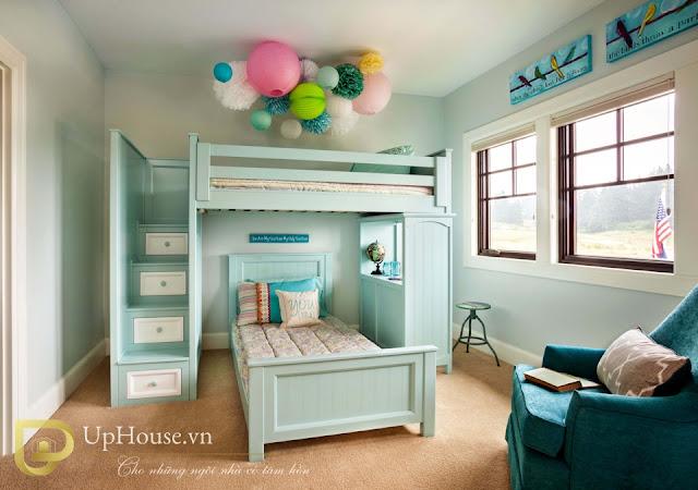 Mẫu giường tầng đẹp 15
