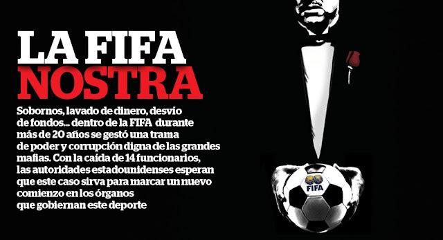 Conspiraciones y Noticias Actuales  La FIFA Nostra 62794c233b6