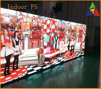 Đơn vị cung cấp màn hình led p5 chính hãng tại Hải Phòng