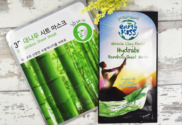 Bamboo Sheet Masks