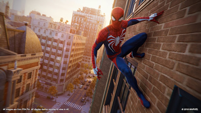 Marvel's Spider-Man: PS4 Review