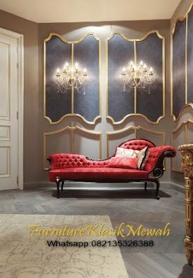 Sofa Ukir Jepara-Furniture Klasik Mewah