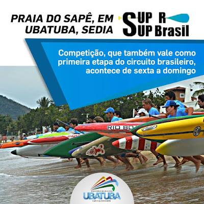 UBATUBA SEDIA  O SUPER SUP BRASIL 2018