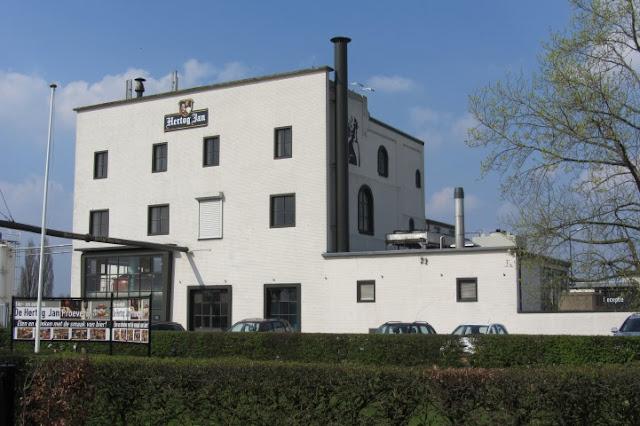 Arcen bierbrouwerij Hertog Jan