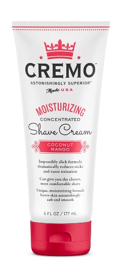 Cremo Coconut Mango Shaving Cream