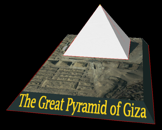 Seven Wonders of the Ancient World Pt.1 – The Great Pyramid of Giza