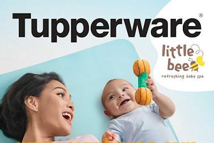 Katalog Tupperware Brosur Baby Desember 2017