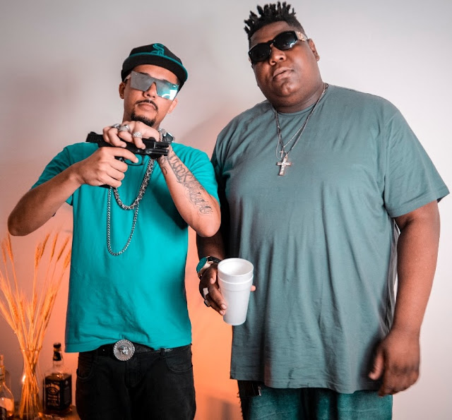 B-Zero & Abayomi lançam a EP Dual, ultimo trabalho pela Sixface Mafia