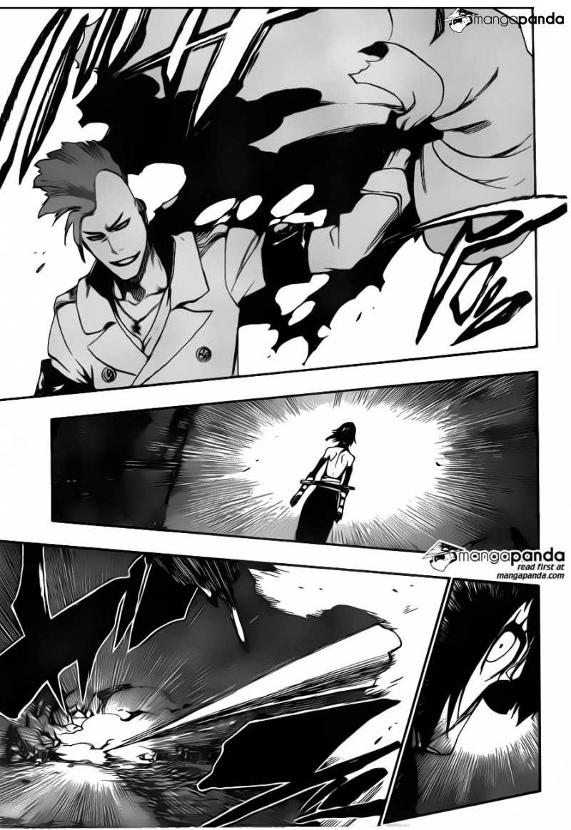 Bleach chapter 550 trang 9