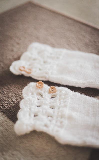 neulotut villasukat
