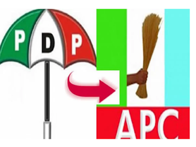 {SML NEWS}2019 Election: Over 1m PDP Members In Lagos Defect To APC, Pro-Buhari Group Claims