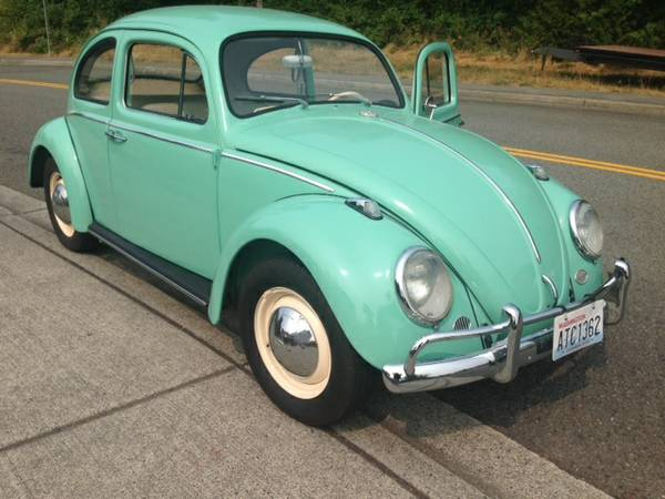 1962 VW Bug For Sale