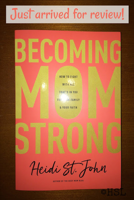 Heidi St John, Mom encouragement, parenting, Tyndale House Publishers