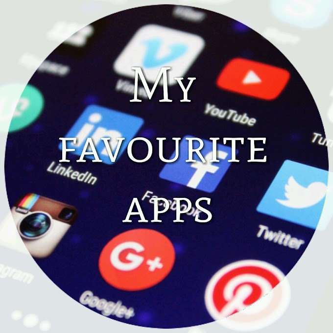 My favourite photo editing apps for blogging