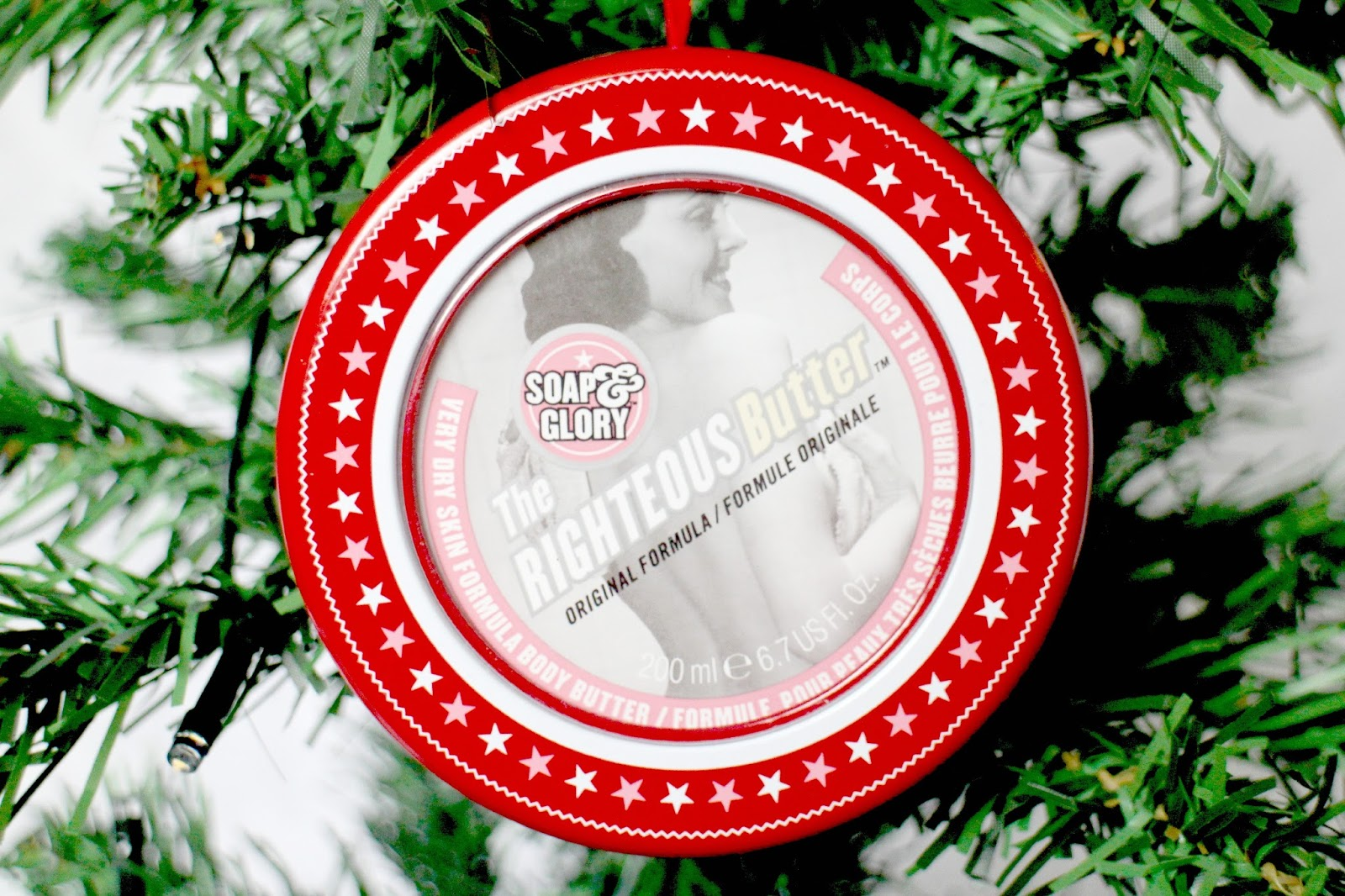 Soap & Glory The Righteous Butter Drum