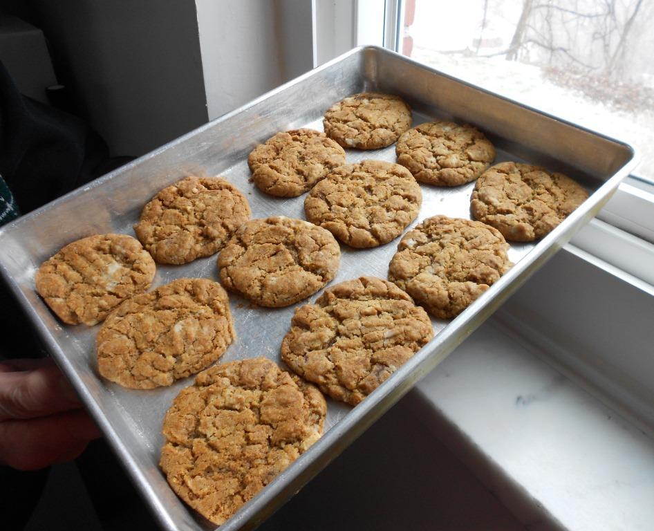 Easy Molasses Drop Cookies