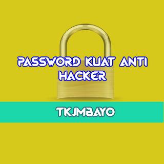 6 Tips Membuat Password yang Kuat dan Mudah diingat