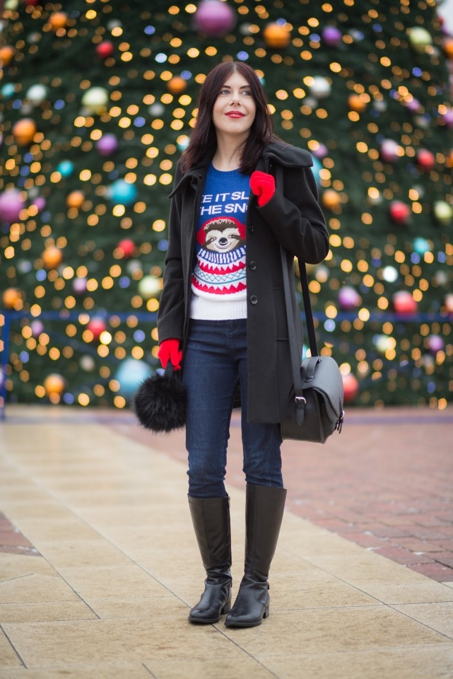 stylizacja-świąteczny-sweter
