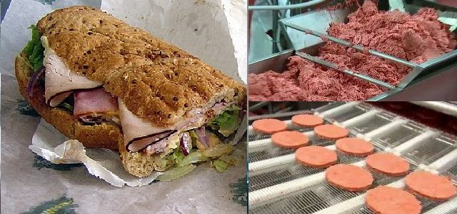 احد ماركات الطعام الشهيرة جدا تصرح بانها تضع المطاط الكاويتش فى اكلاتها لتحسين طعمها