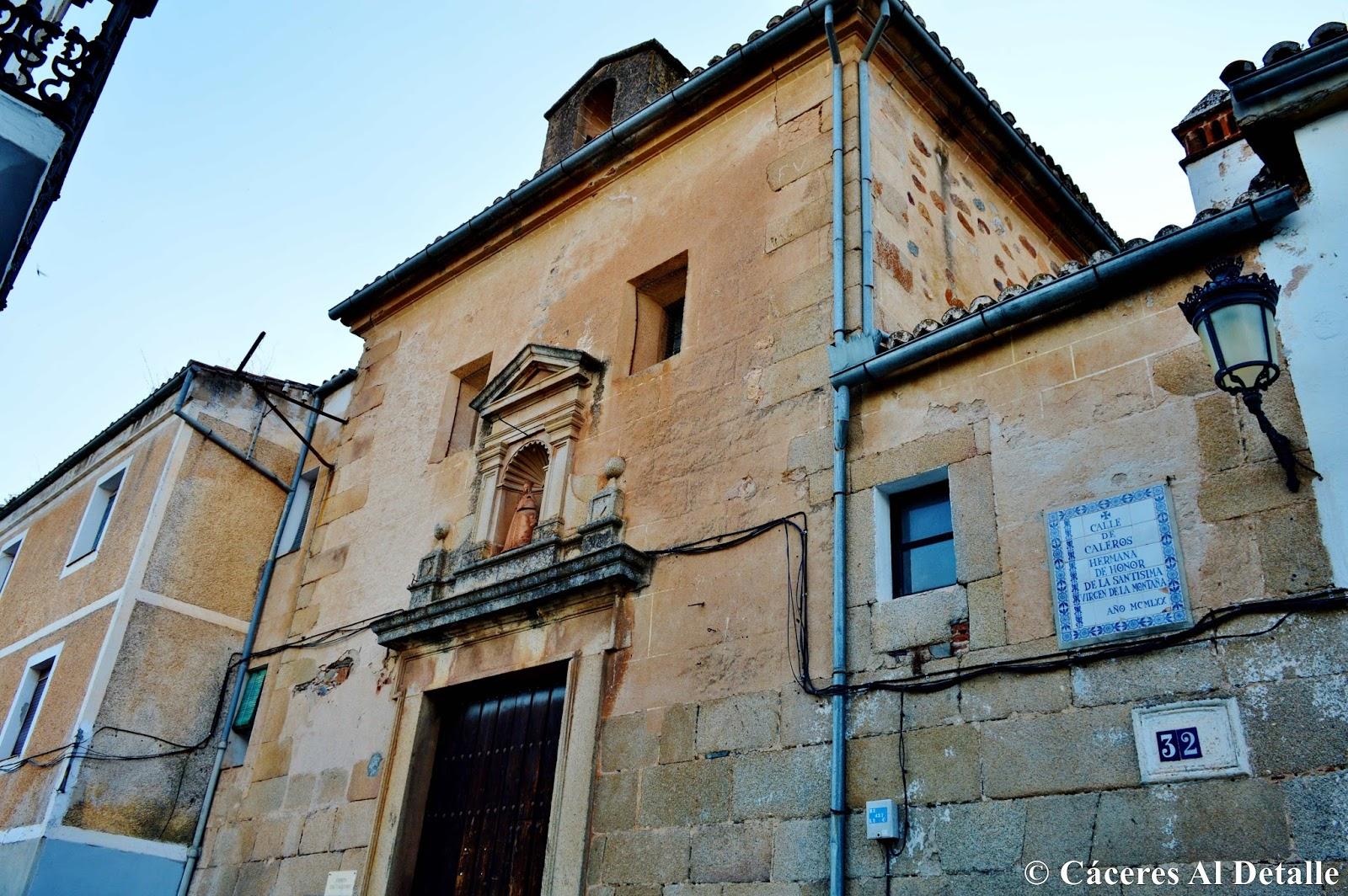 C ceres al detalle la ermita del vaquero al detalle i for Casa de guadalupe