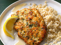 Chicken Piccata with Lemon Sauce
