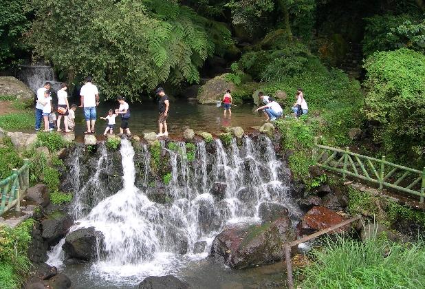 Parque de Yang Ming Shang - Taipei - Taiwan - que visitar