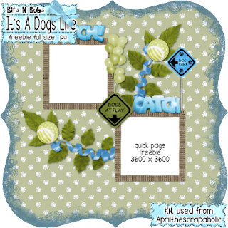 CT layouts and freebies