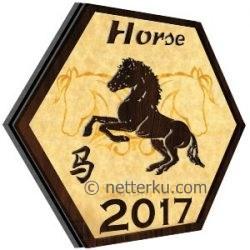 Horse 2017 - Netterku.com