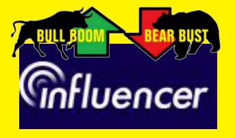 Bull Boom Bear Bust - Influencer (YouTube Analytics)