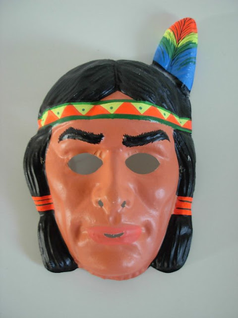 ... das Máscaras de Plástico (Caraças) no Carnaval