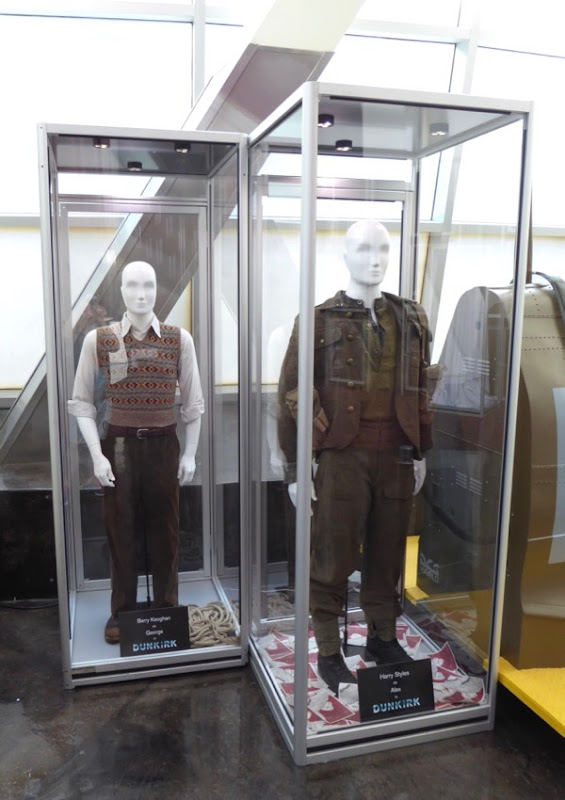 Dunkirk movie costumes