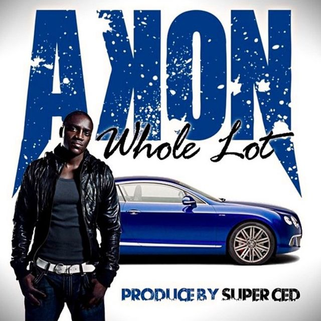 Akon - Whole Lot (Feat. Migos)