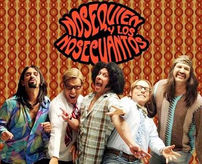 Foto de Los Nosequien y los Nosecuantos con cabello largo