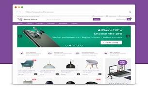 Souq Store eCommerce Blogger Template - Responsive Blogger Template