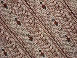 Motif Batik Pari Kesit
